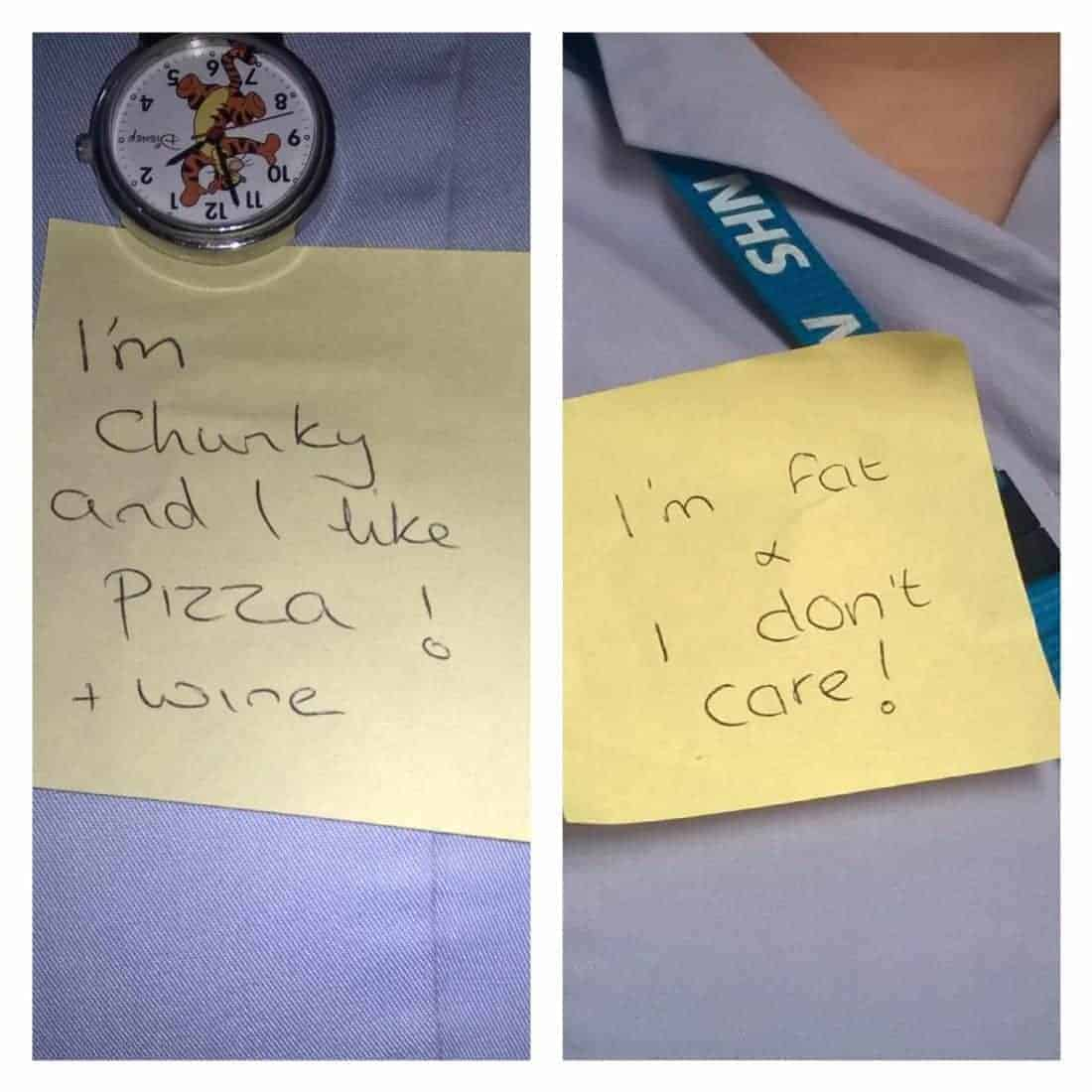 Overweight Nurses Should Wear a Badge says Expert