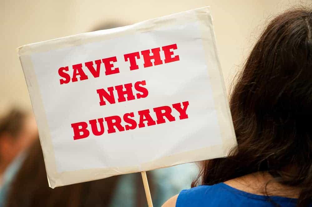 Save NHS Bursary