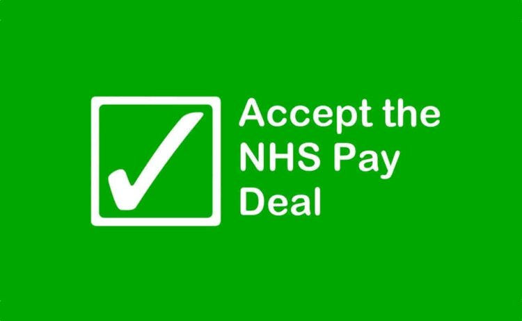 NHS pay deal