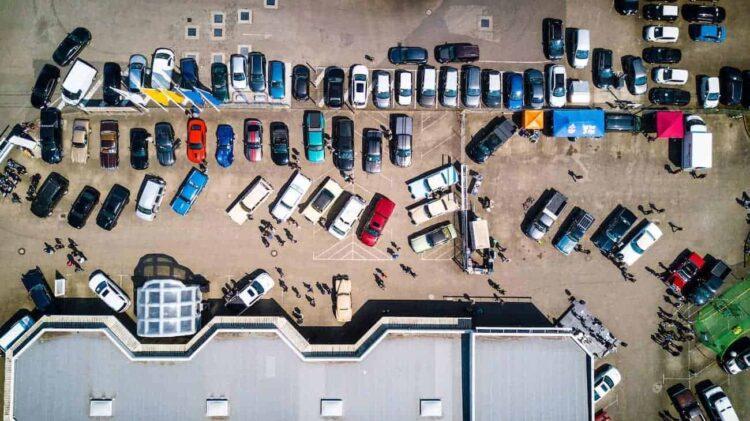 Hospital Parking