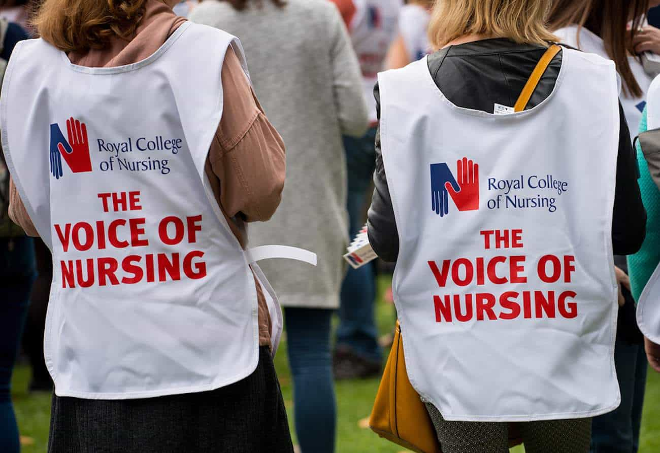 RCN Voice of Nursing