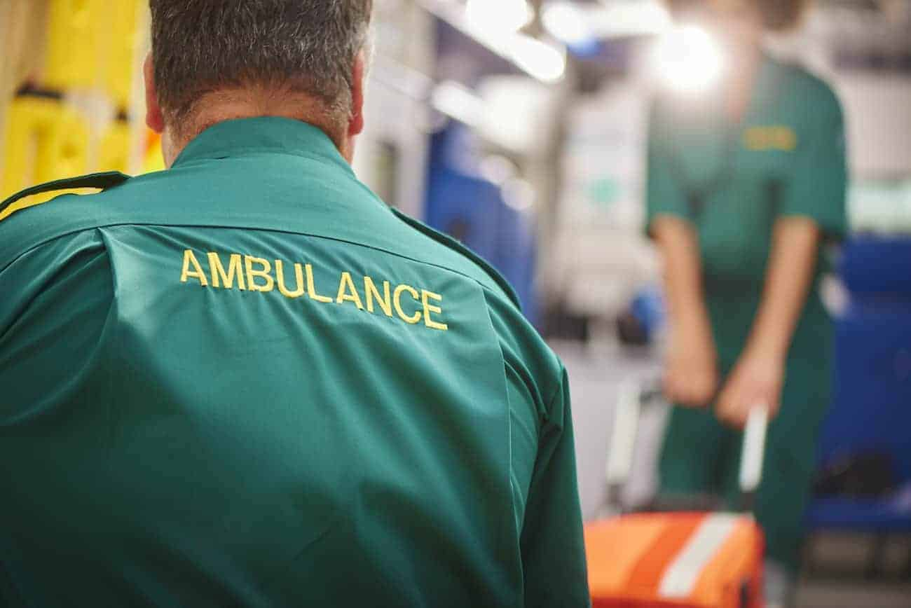 Paramedics to be given body cameras to protect them from abuse