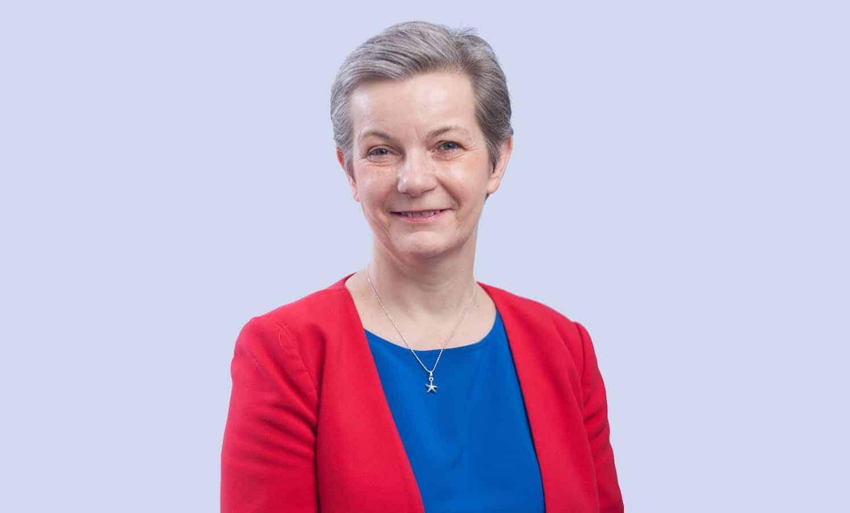 Andrea Sutcliffe NMC