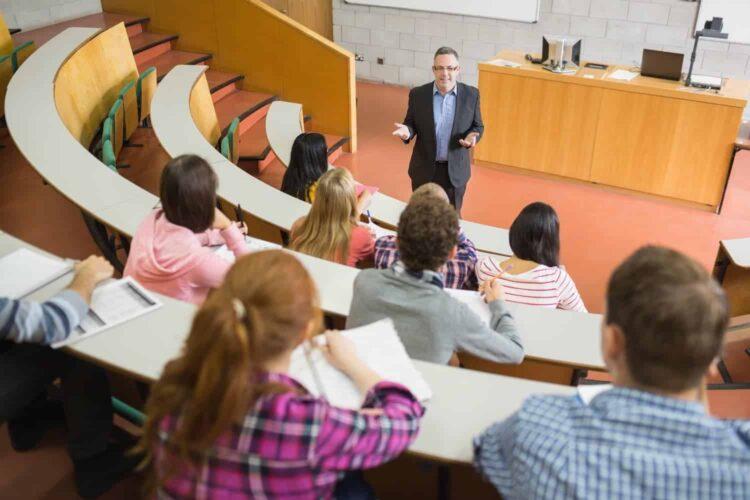 Nursing university lecture