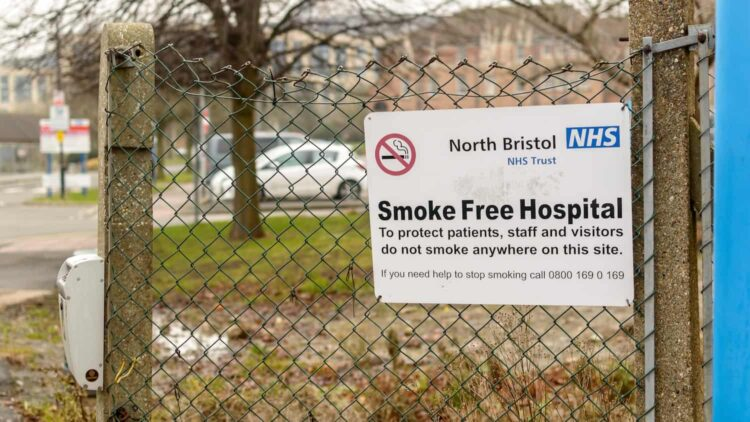 Smoke-free No smoking