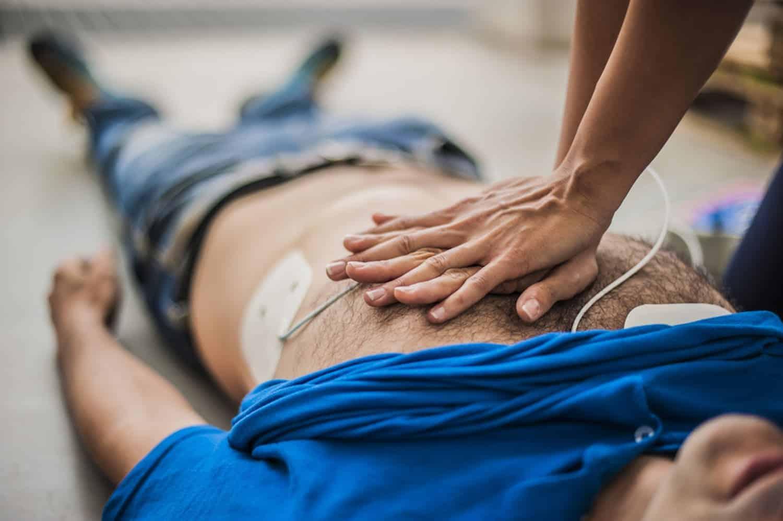 Cardiac Arrest AED