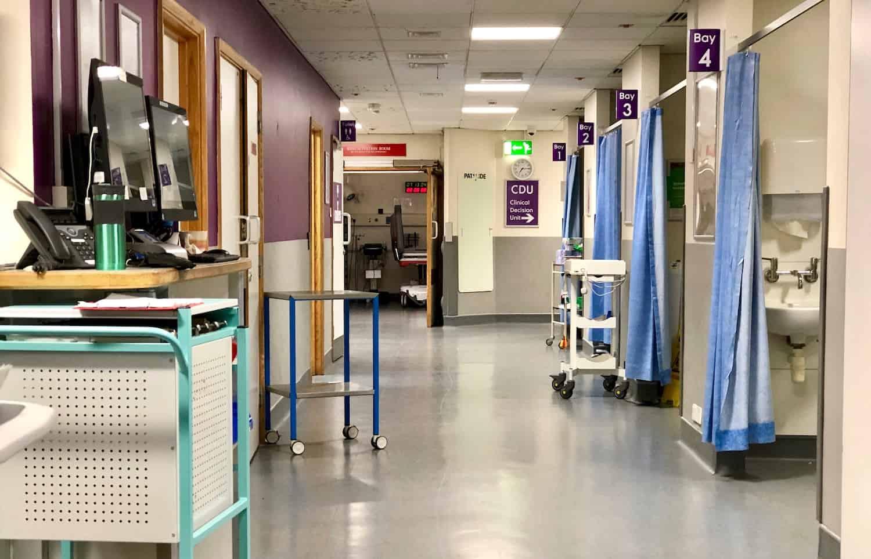 Hospital Admissions Unit