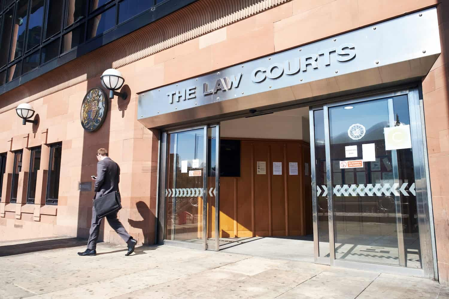 Law Crown Court