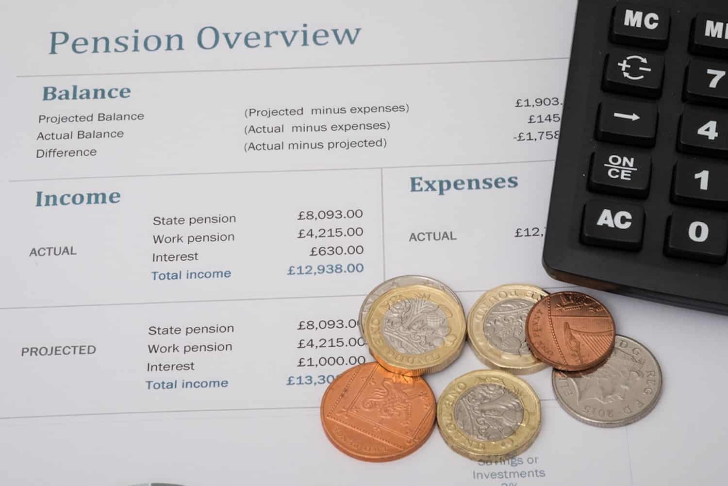Pension Overview UK