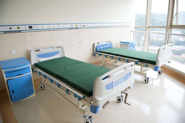 Hospital Empty Ward