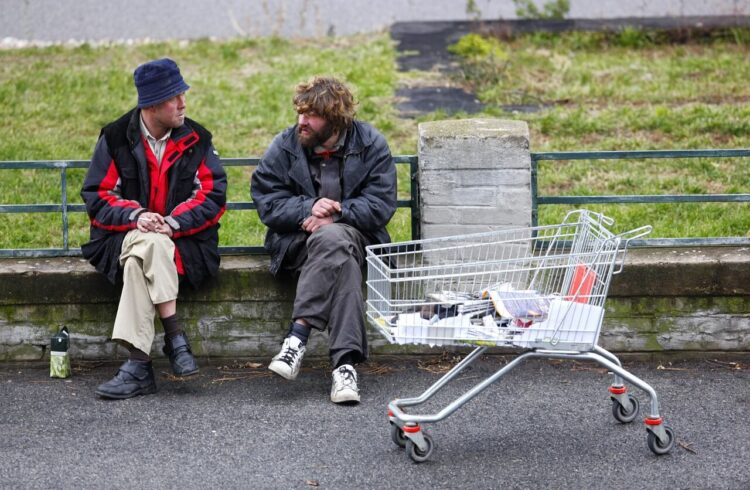 Homeless Men