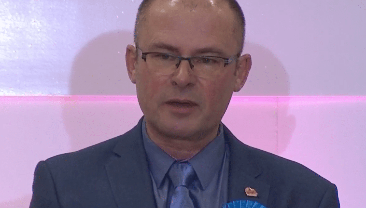 Newly-elected MP falsely claims he is a 'mental health nurse'